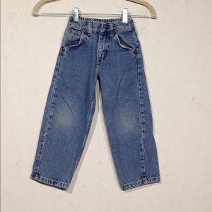 Wrangler | Vintage boys straight leg jeans 4 slim
